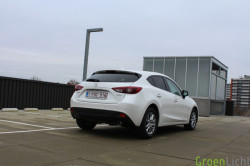 Mazda3 Hatch SKYACTIV-D1