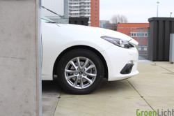 Mazda3 Hatch SKYACTIV-D15