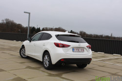 Mazda3 Hatch SKYACTIV-D20