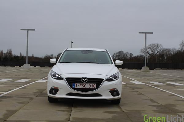 Mazda3 Hatch SKYACTIV-D22