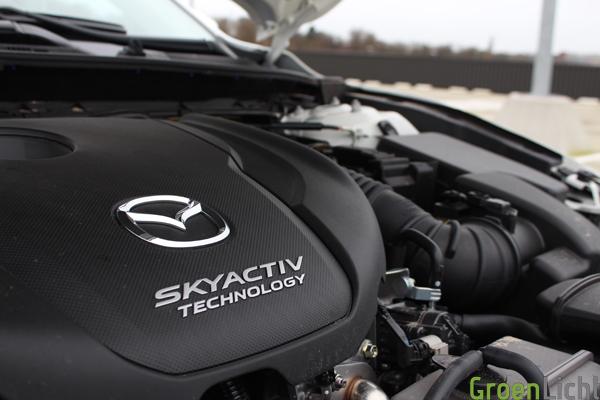 Mazda3 Hatch SKYACTIV-D23