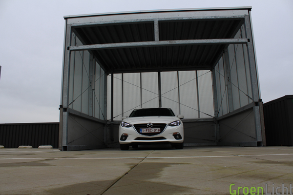 Mazda3 Hatch SKYACTIV-D9