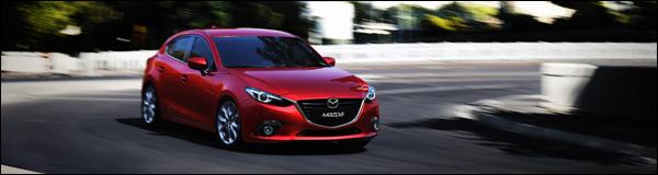 Mazda3 Hatchback 2013