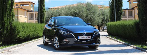 Mazda3 Sedan - Rijtest - Roadtrip - Header