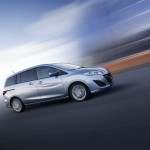 Mazda5 1.6 diesel parijs