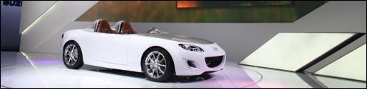 Mazda MX5 Superlight Concept IAA