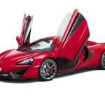 Officieel: McLaren 540C Coupé