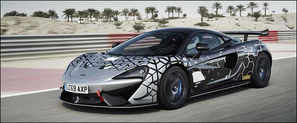 Officieel: McLaren 620R (2019)