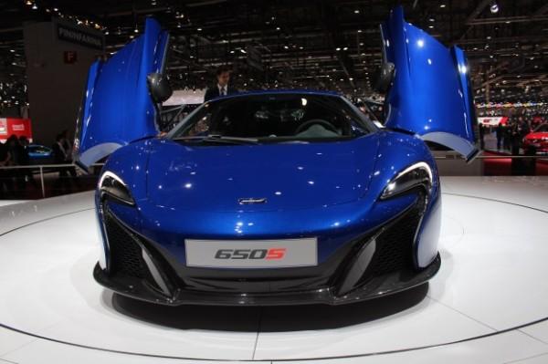 McLaren 650S - Geneva 2014 Live (5)