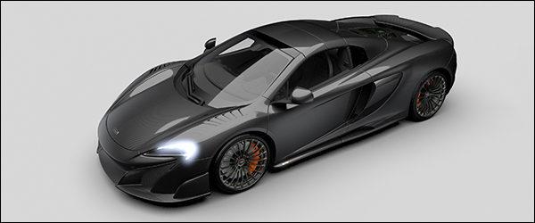 Officieel: McLaren 675LT Spider MSO Carbon Series