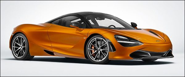 Officieel: McLaren 720S Coupe [720 pk / 770 Nm]