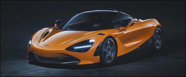 Officieel: McLaren 720S Le Mans special edition (2020)