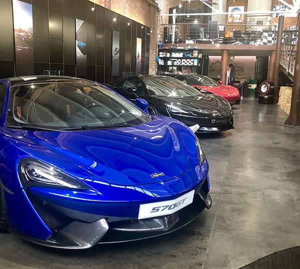 McLaren Brussels verhuist van Louizalaan naar Ukkel