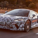 Teaser: McLaren GT (2019)
