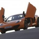 McLaren MP4 12C