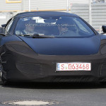 McLaren MP4-12C facelift MY2014