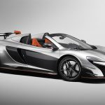 Officieel: McLaren MSO R Coupe / Spider one-off (2017)