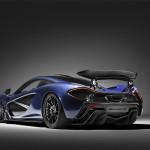 McLaren toont liefde voor carbon met unieke P1 en 675LT Spider