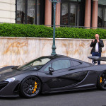 Jenson Button McLaren P1