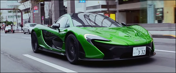 Video: McLaren P1 als 'daily driver'