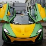 Doe eens gek met je McLaren P1! [kleurrijk]