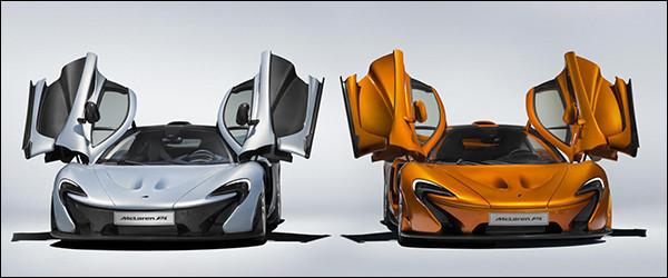 Productie McLaren P1 zit erop!