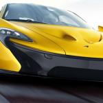 Officieel McLaren P1