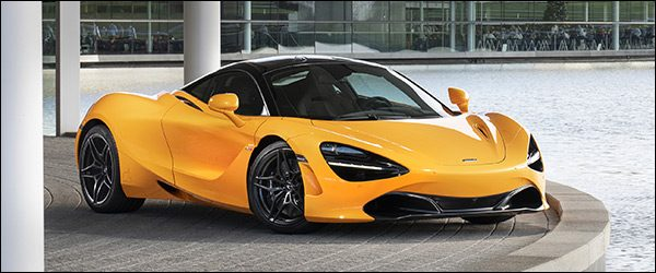 Officieel: McLaren 720S Spa 68 Collection (2018)