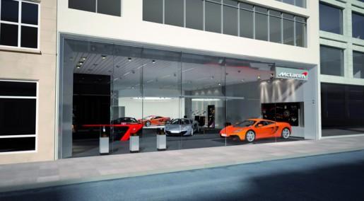McLaren Dealer