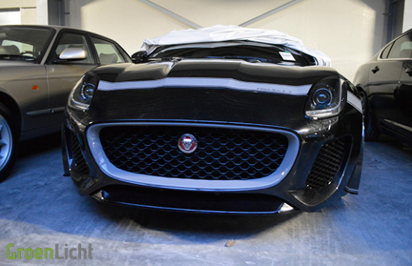 Meet & Greet Jaguar F-Type Project 7 01