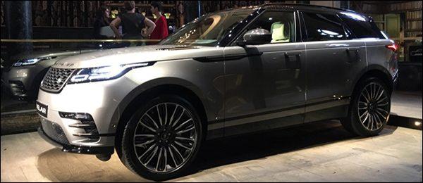 Meet & Greet: Range Rover Velar (2017)