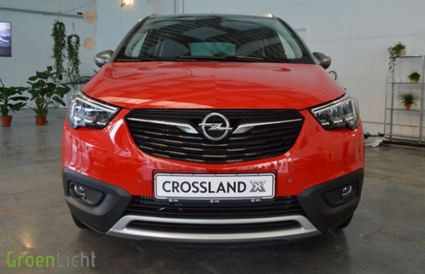 Meet & Greet: Opel Crossland X (2017)