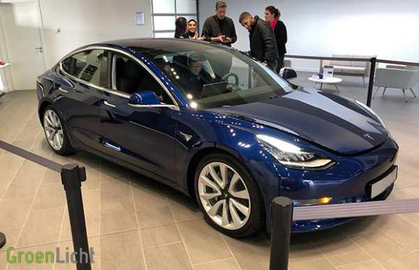 Meet & Greet: Tesla Model 3 (2018)