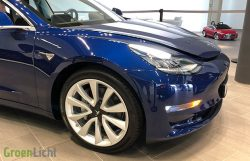 Meet & Greet: Tesla Model 3 (2018)
