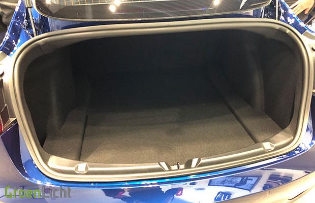 Tesla Model 3 >> Meet & Greet: Tesla Model 3 (2018)   GroenLicht.be