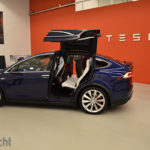 Meet & Greet: Tesla Model X