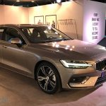 Meet & Greet: Volvo V60 Break V432 (2018)