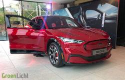 Meet 'n Greet: Ford Mustang Mach E (2020)