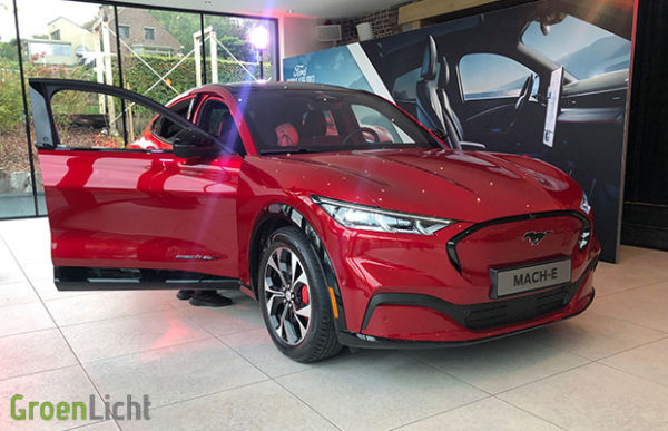 Meet 'n Greet: Ford Mustang Mach E (2020)