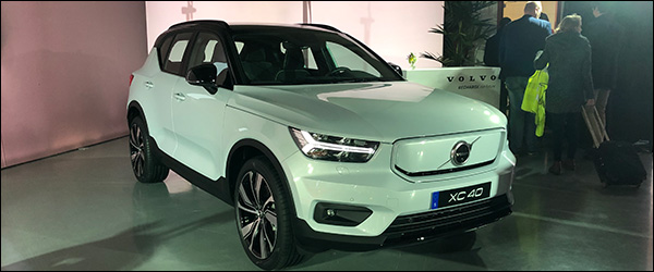 Meet & Greet: Volvo XC40 Recharge T8 AWD EV (2020)