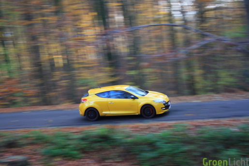 Renault Megane Coupe RS Trophy test