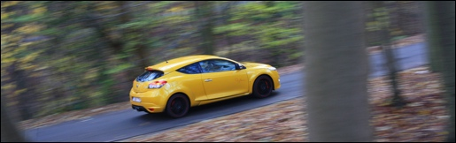 Megane Coupe RS Trophy