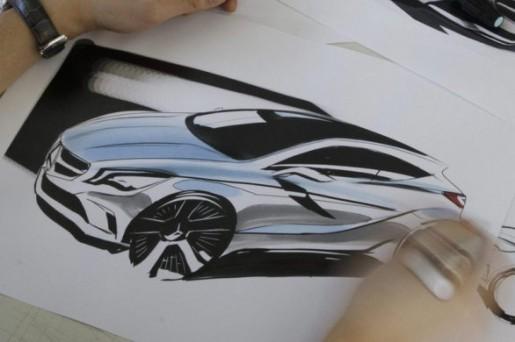 Mercedes A-Klasse 2012