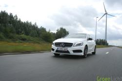 Mercedes A-Klasse 2013 test