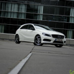 Mercedes A-Klasse 2013 test