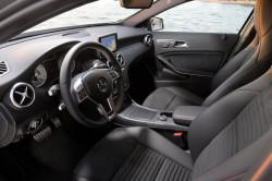 Rijtest Mercedes A-Klasse