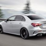 Officieel: Mercedes A-Klasse Berline (2018)