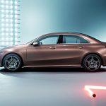 Officieel: Mercedes A-Klasse Sedan (2018)