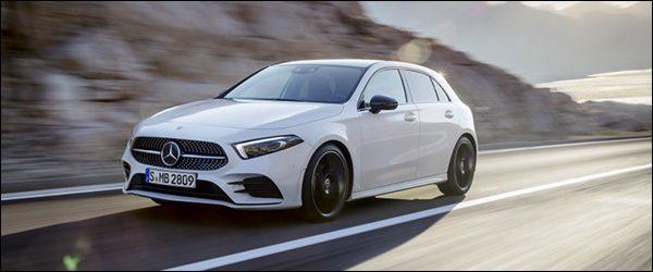 Officieel: Mercedes A-Klasse (2018)