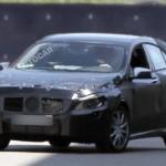 Nieuwe Mercedes A-Klasse 2012